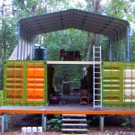 Underground Container Home Diy Used Shipping Transformed