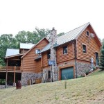 Unique Log Home For Sale West Virginia Blueridgecountry