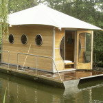 Unique Shapes Tiny Prefab Homes Floating Home