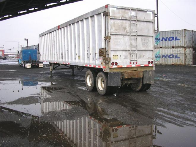 Used And Trailer Live Floor For Sale New Jersey South Kearny