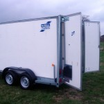 Used Box Van Trailers For Sale Trailer Traders