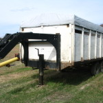 Used Cattle Trailer Livestock Trailers For Sale Travalong