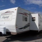 Used Forest River Flagstaff Super Lite Travel Trailer Price