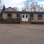 Used Mobile Home Office Trailer Map Guelph Ontario