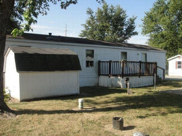 Used Mobile Home Shed For Sale Anderson