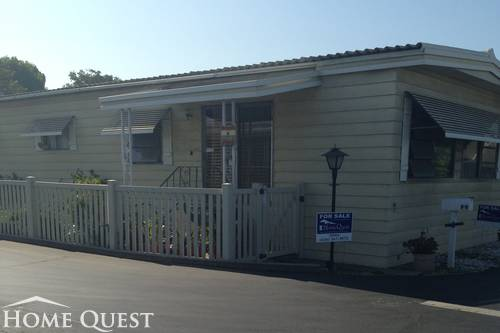 Used Mobile Homes For Sale California Orange County Riverside San