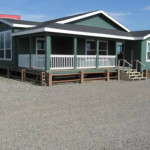 Used Redman Doublewide Mobile Home For Sale North Dakota