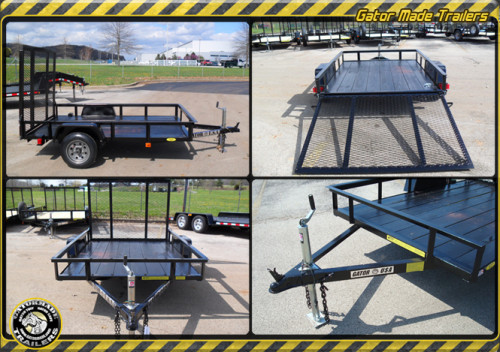 Utility Trailer Lbs