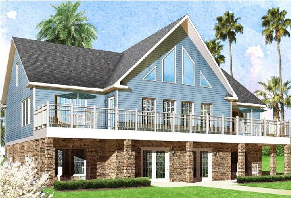 Vacation Style Homes Handcrafted Modular Builder North