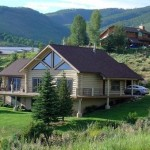 Vail Valley Log Home Big Views Beaver Creek Avon Colorado