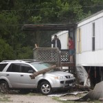 Valley Mobile Home Park Were Rescued And Evacuated The
