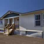 Vancouver Fleetwood Homes New Mobile Home Model