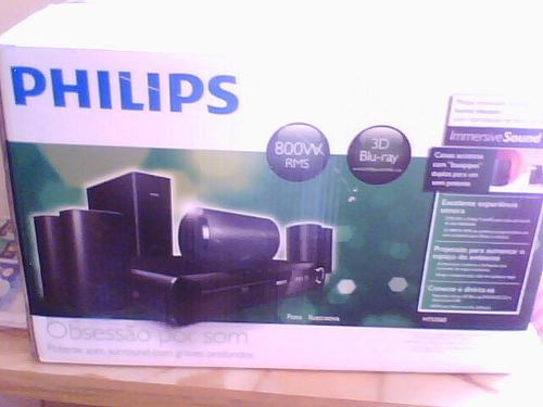 Vendo Home Theater Blu Ray Philips Rms Electr Nica