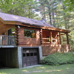 Vermont Log Cabins For Sale