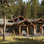 View The Rustic Luxury Truckee Log Cabin Home Plan