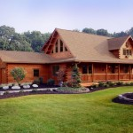 Ward Cedar Log Homes Design Limited