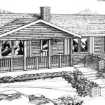 Ward Log Homes The Cedar Grove Floor Plan From