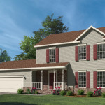Washington Two Story Style Modular Homes