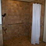 Water Control And Proper Slope Curbless Shower Wet Room