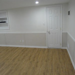 Water Damaged Finished Basement Repaired Our Drywall Repair