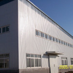 Waterproof Prefabricated Steel Structures Sandwich Panel Roofing