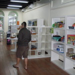 Welcome Singapore First Eco Store Green Kampong Inspiring