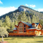 Whispering Pines Log Homes Custom Home Builder