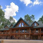 Wholesale Log Homes Designs And Spaces