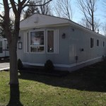 Winterized Two Bedroom Trailer Home Bayfield Ontario Estates