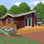 Wisconsin Homes Cottage Series Model Lakewood