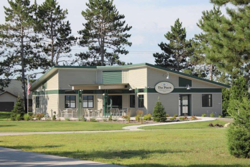 Wisconsin Manufactured Home Communities Fitness Center Pinewood