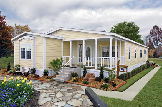 Wisconsin Manufactured Homes Hud Exterior Liberty Inc
