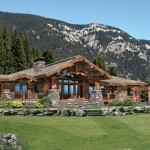 Wood River Floor Plan Timber Frame Log Homes