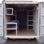 Workshop Container Cca Containers Sales Rentals