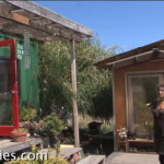 Wow Single Mom Builds Shipping Container Home For Video