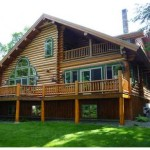 Wyoming Log Homes For Sale