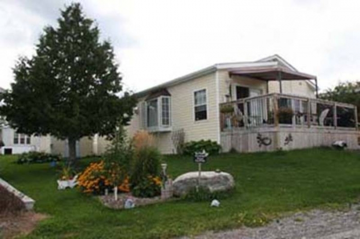 Year Round Mobile Modular Home For Sale Retirement Community