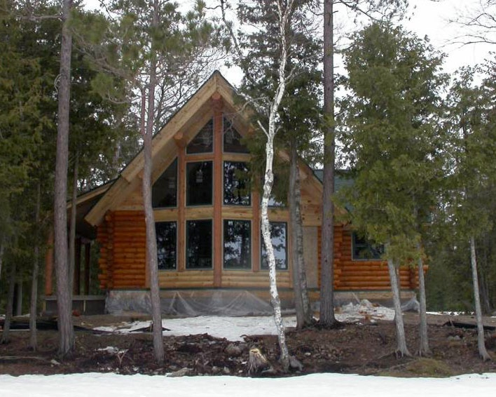 Yellowstone Dream Log Homes Are Looking