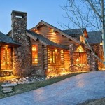 You Are Here Home Homes Luxury Log Cabin