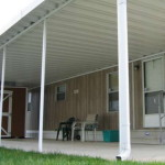 Your House Installing Mobile Home Awnings Modern Design