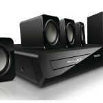 Yugster Philips Home Theater System Blu Ray Player