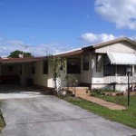 Zephyrhills Mobile Home Land Fully Furnished For Sale