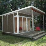 Zip Cabin Contemporary Prefab Studios Fever