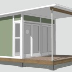 Zip Tiny Prefab House Cabin Fever Houses