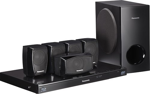 Best Price Panasonic Blu Ray Home Theater System Btt