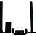 Blu Ray Disc Home Theater System Smart Wireless Speakers