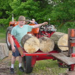 Build This Log Splitter Wood