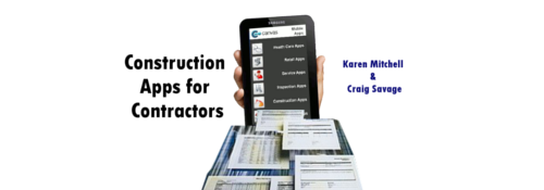 Construction Forms For Contractors Mobile Apps Iphone Ipad Android