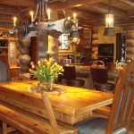 Design Ideas Beautiful Log Cabin Homes Interior Inspiration