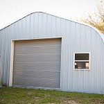 Garage Prefab Rocket Steel Buildings Garages Metal Building